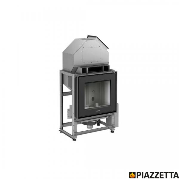 MP973 monoblocco a pellet per caminetti Piazzetta 15,1 Kw