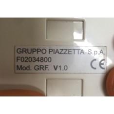 Radio comando per stufe a pellet Piazzetta
