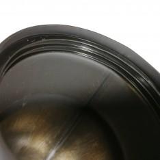 Tubo da 1 metro lineare per stufa a pellet