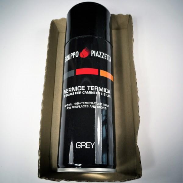 Bomboletta spray Piazzetta di vernice ad alte temperature per ritocco di stufe e caminetti da 200 ml